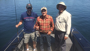 WPBS: Fishing Behind The Lines Episode #204 David Robinson  Retired Army Sergeant