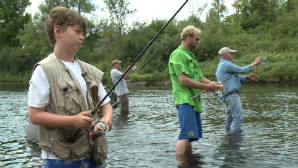 WPBS: Fishing Behind The Lines Episode #209 Corey and Kadin Zeigler