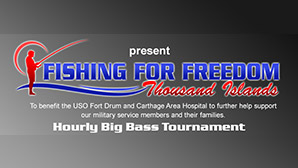 WPBS: Fishing Behind The Lines Fishing for Freedom Tournament