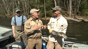 WPBS: Fishing Behind The Lines Episode 104: Specialist Tines