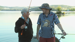 WPBS: Fishing Behind The Lines Episode #306