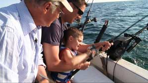 WPBS: Fishing Behind The Lines Episode #305