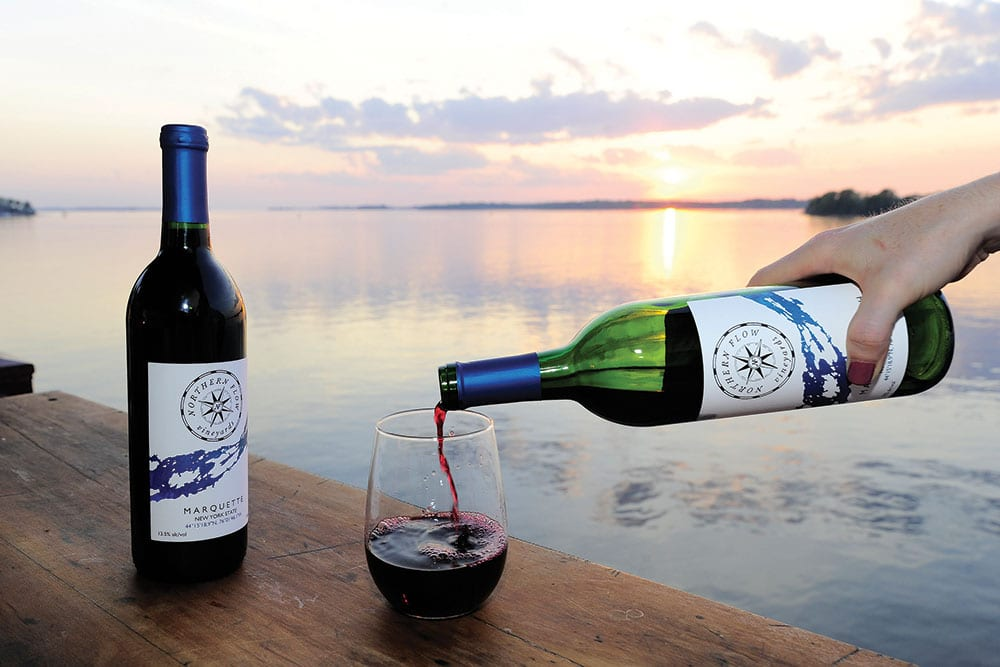 GIFT CERTIFICATE  Donated by: NORTHERN FLOW VINEYARDS  Valued at: $50