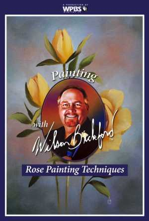 Wilson Bickford Rose Painting Techniques Box Art