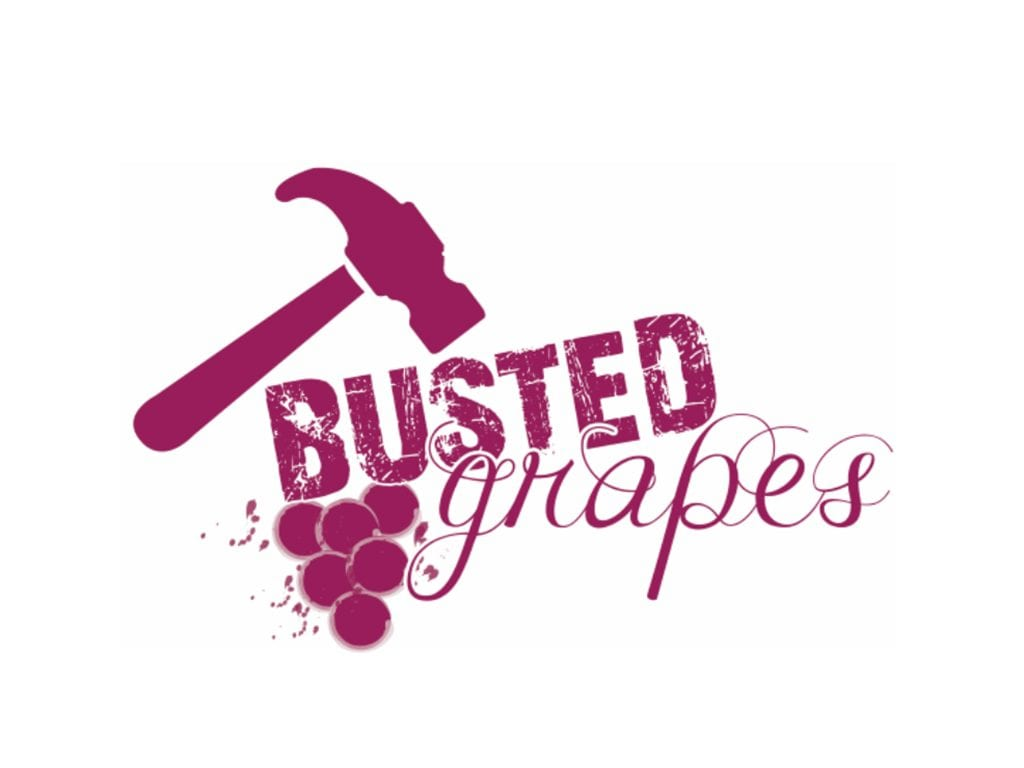 GIFT CERTIFICATE  Donated by: BUSTED GRAPES  Valued at: $50