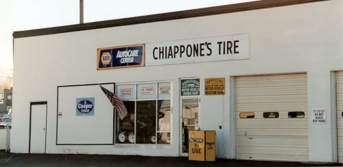 $50 OFF 4 NEW COOPER TIRES  Donated by: CHIAPPONE'S TIRE WAREHOUSE  Valued at: $50