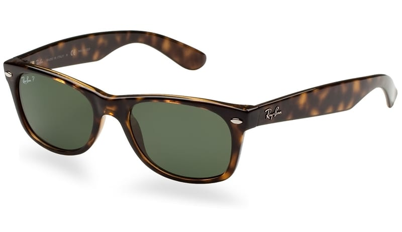 RAY BAN WAYFARER SUNGLASSES  Donated by: MEADE OPTICAL  Valued at: $216