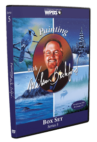 Painting with Wilson Bickford Series 5 DVD Box Set