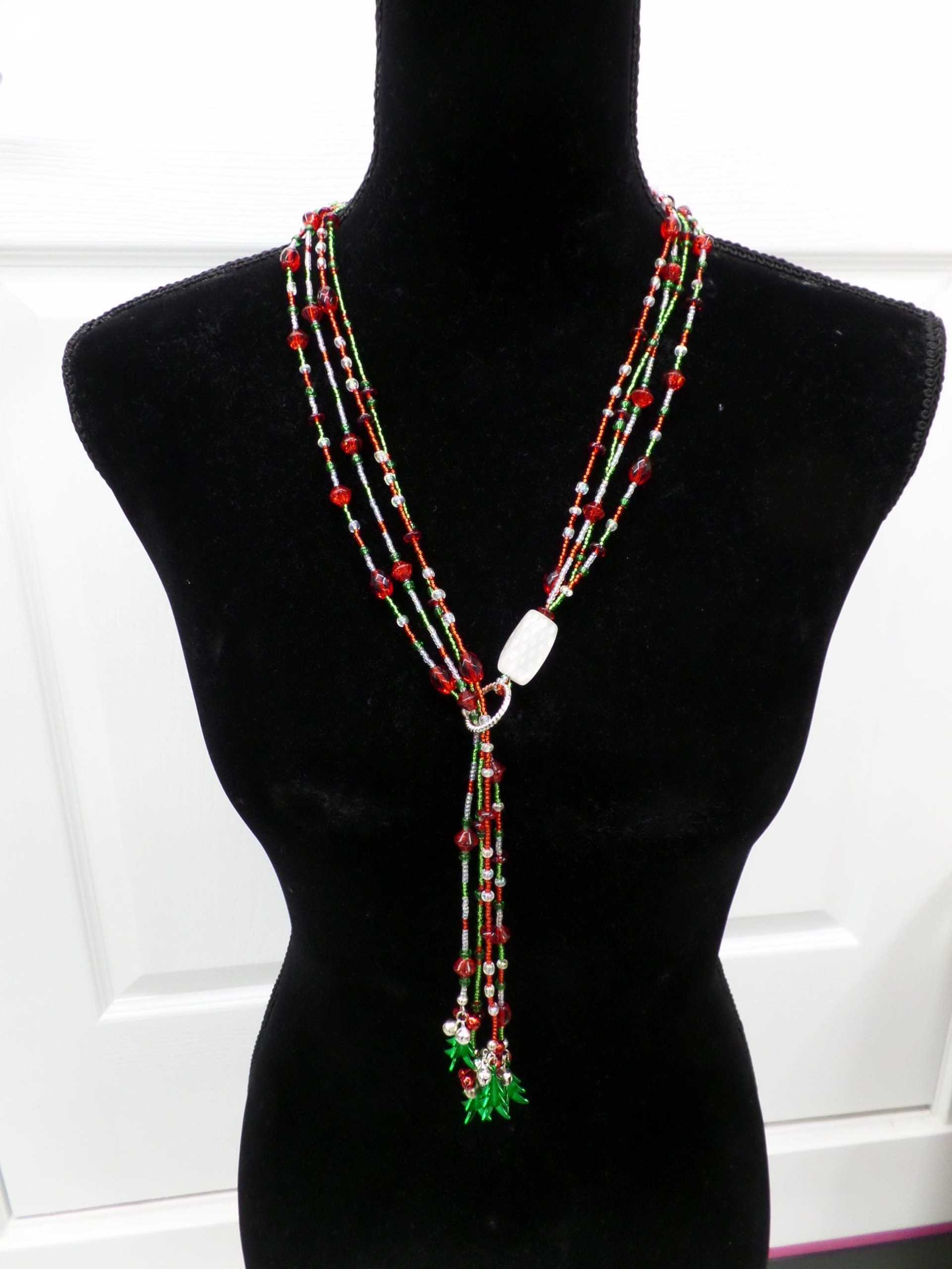 HOLIDAY JEWELRY SET  Donated by: TWO SOULS JEWELRY  Valued at: $50