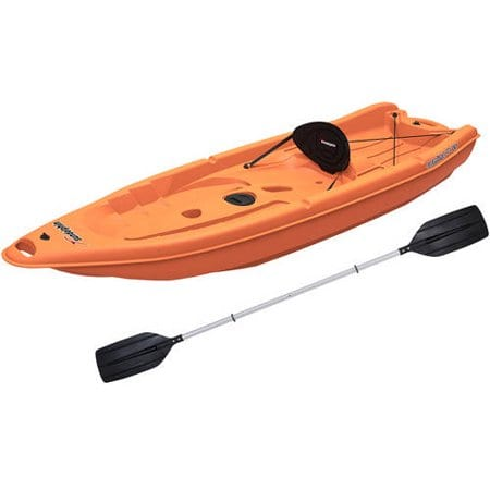 8' KAYAK <br/> Donated by: WALMART <br/> Valued at: $213