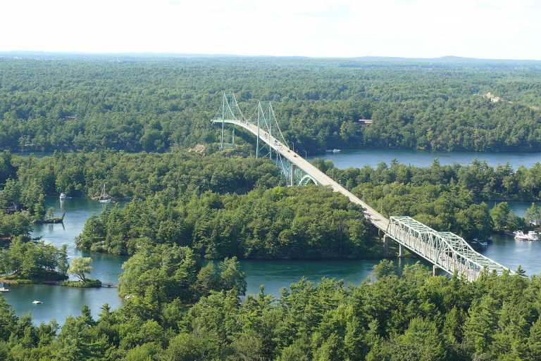 Thousand Islands Bridge Authority and Boldt Castle Facilities
