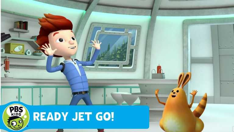 READY JET GO! | Jet's Surprise Plan | PBS KIDS