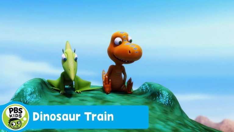 DINOSAUR TRAIN   Land Sea Air   PBS KIDS