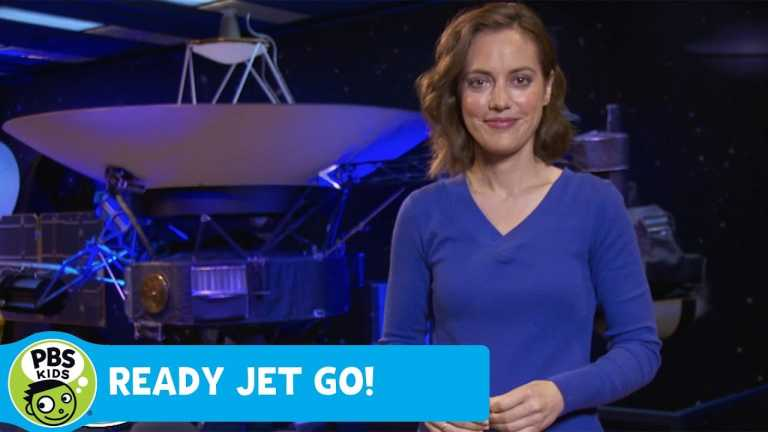 READY JET GO! | Voyager Speed | PBS KIDS