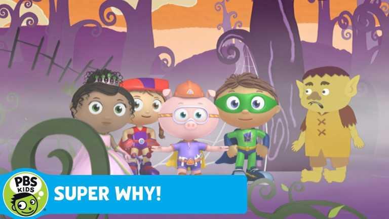 SUPER WHY! | Pig Pumpkin | PBS KIDS