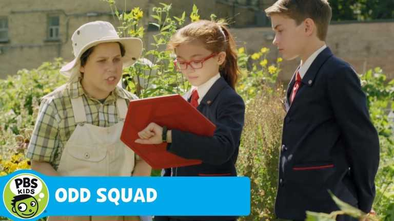 ODD SQUAD | Todd's Garden | PBS KIDS