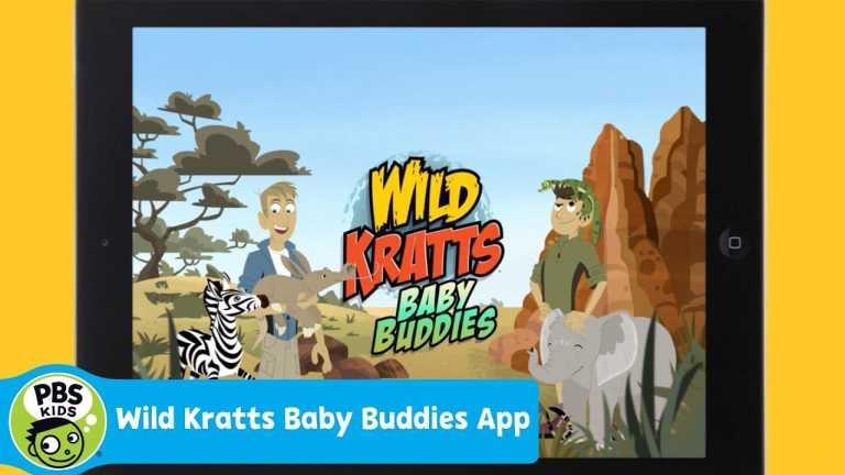 APPS & GAMES | Wild Kratts Baby Buddies | PBS KIDS
