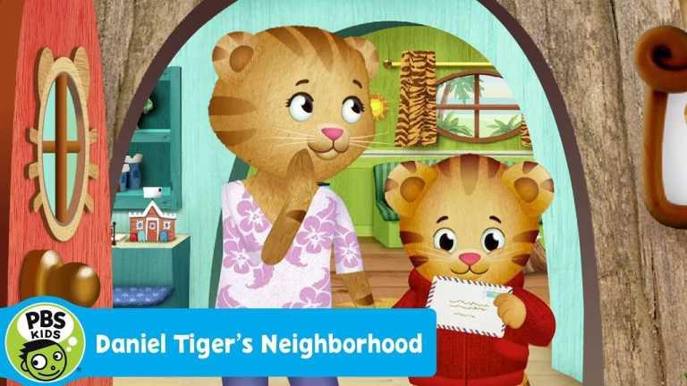 DANIEL TIGER'S NEIGHBORHOOD | A Surprise for Dad | PBS KIDS