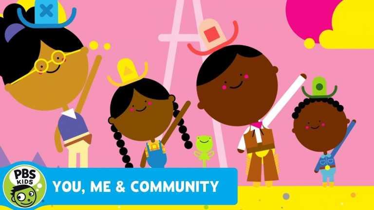 YOU, ME & COMMUNITY | Let's Take a Vote | PBS KIDS
