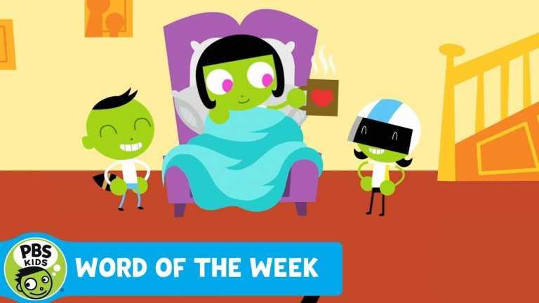 WORD OF THE WEEK | Cozy | PBS KIDS
