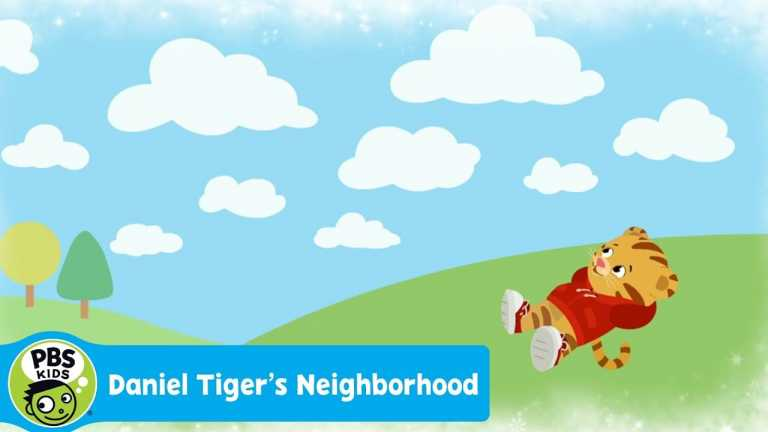 DANIEL TIGER'S NEIGHBORHOOD |  Playing on Your Own (Song) | PBS KIDS