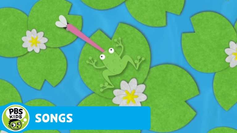 SONGS | Camouflage | PBS KIDS