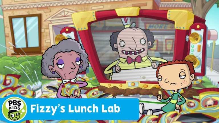 FIZZY'S LUNCH LAB | The Lazy Hazy | PBS KIDS