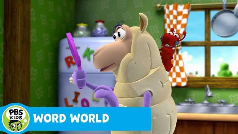 WORD WORLD | Believe In Yourself | PBS KIDS