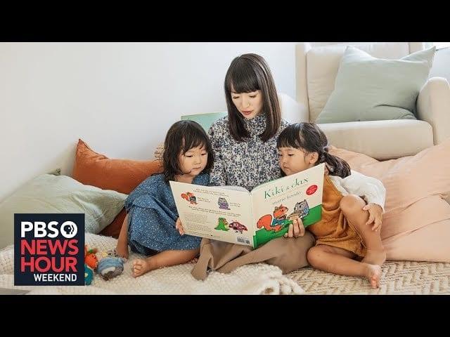 Tidying guru Marie Kondo: kids can learn her methods, too