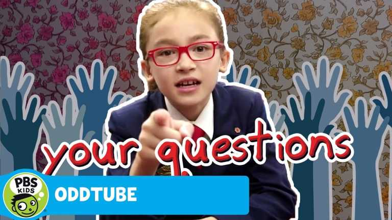 ODDTUBE | Your Questions | PBS KIDS