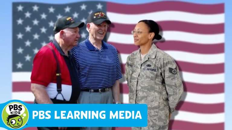 PBS LEARNING MEDIA | Veteran's Day | PBS KIDS