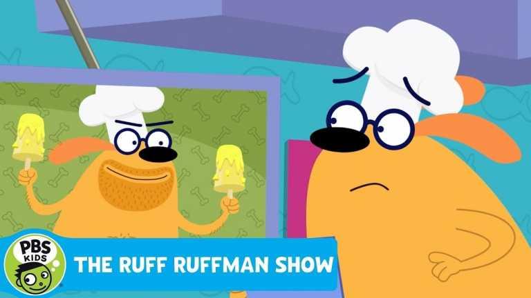 THE RUFF RUFFMAN SHOW | The Great Ruffet/Scruffet Cookoff! | PBS KIDS