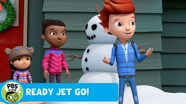 READY JET GO!   Jet Learns About Seasons   PBS KIDS