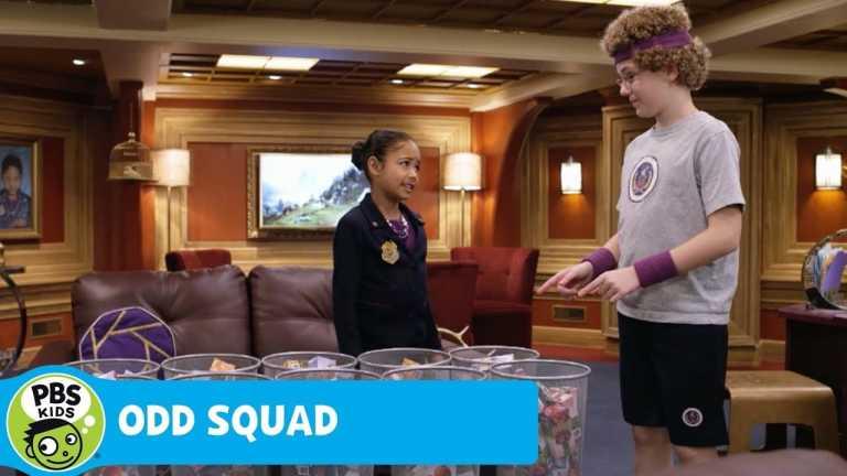 ODD SQUAD   Assistant Oscar   PBS KIDS