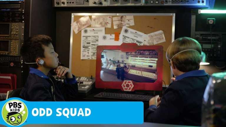 ODD SQUAD | Owen and Ohio Undercover | PBS KIDS