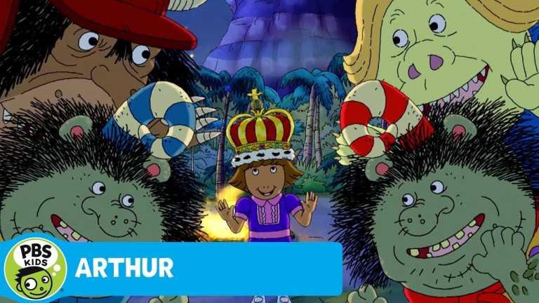 ARTHUR | The Boogaloo Song | PBS KIDS