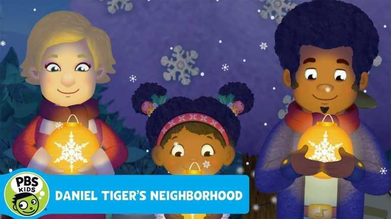 DANIEL TIGER'S NEIGHBORHOOD | Let Your Light Twinkle | PBS KIDS