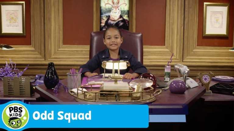 ODD SQUAD | Ms. O | PBS KIDS
