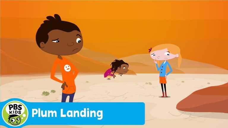 PLUM LANDING | The Search for Shrimp, Desert, Part 2 | PBS KIDS