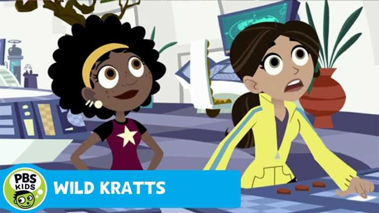 WILD KRATTS   Looking for 'Lost' Martin   PBS KIDS