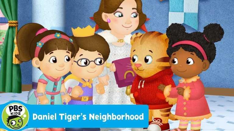 DANIEL TIGER'S NEIGHBORHOOD   Come Meet Chrissie   PBS KIDS