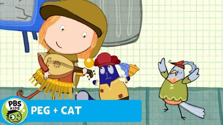 PEG + CAT | The Knicknack Song | PBS KIDS