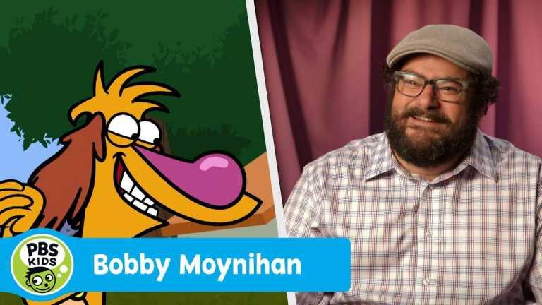 NATURE CAT   Bobby Moynihan Interview   PBS KIDS