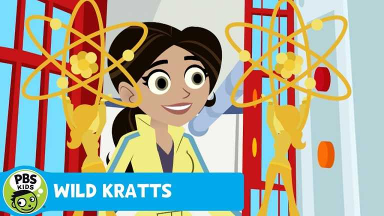 WILD KRATTS | Aviva's Newest Invention | PBS KIDS
