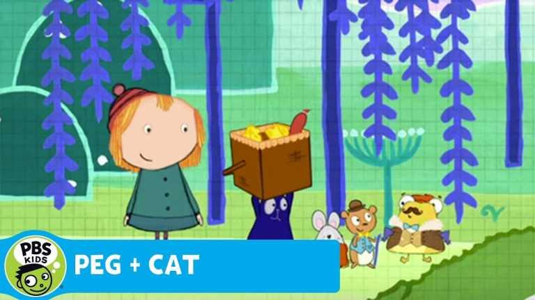 PEG + CAT | River Crossing Pattern | PBS KIDS