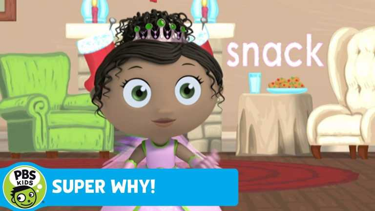 SUPER WHY! | A Snack for Santa | PBS KIDS