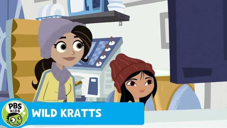 WILD KRATTS | Martin and Chris Get Their Tusk! | PBS KIDS