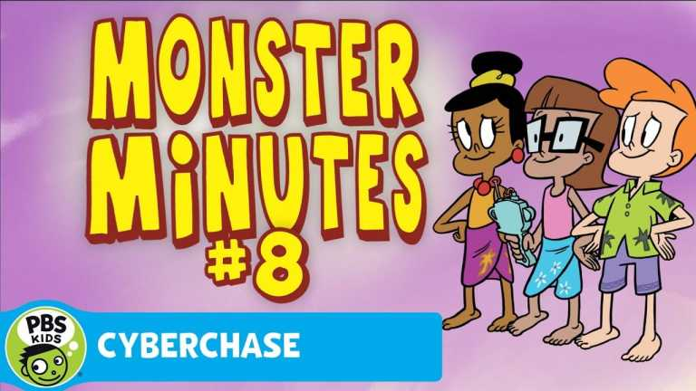 CYBERCHASE | MONSTER MINUTES – CHAPTER #8 | PBS KIDS