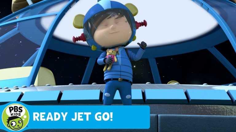 READY JET GO! | Tea Party on the Moon! | PBS KIDS