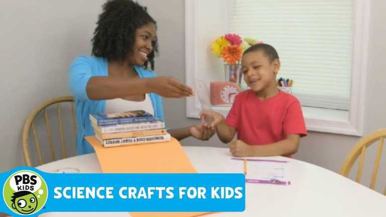 SCIENCE CRAFTS for KIDS | Ruff Ruffman Friction Racing | PBS KIDS for PARENTS